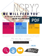 Digital Literacy Focus Group Invitation