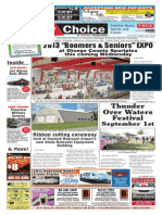 Weekly Choice - August 29, 2013