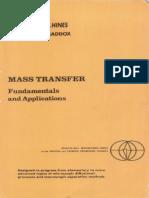 Transferencia de Masa MADDOX