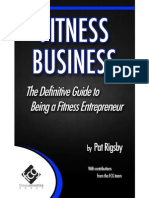 24 hour fitness business plan