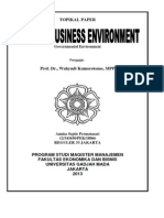 3 Governmental Environment