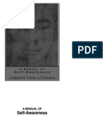 Manual of Self Awareness