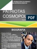 PATRIOTAS COSMOPOLITAS