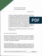 CIENCIAS SOCIALES E HISTORIA NOTAS INTERDISCIPLINARIAS