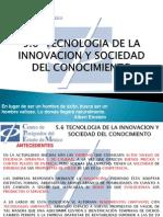 Innovacion y Sociedad Del Conocimiento_final