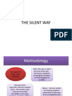 The Silent Way Ppt
