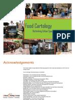 Portland Food Cartology Report
