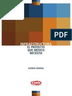 Infraestructura . El Proyecto Que Mexico Necesita . Agenda General