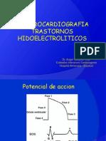 4.-EKG TRASTORNOS HIDROELECTROLÍTICOS