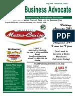 WKACC Newsletter July 2009 B