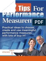 202 Tips For Performance Measurement