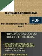 Alvenaria Estrutural Modelos de Calculo