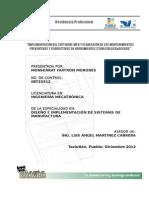 Implementacion Del Software MP8