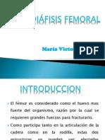 Fx de Disfisis Femoral