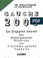 Rapport des RG