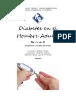 Investigación Diabetes
