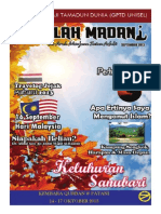 Risalah Madani Edisi September 2013