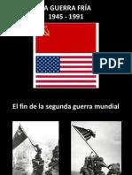 La Guerra Fria 2013-1