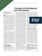 preeclampsia patogenesis