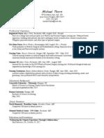 Apn II Resume