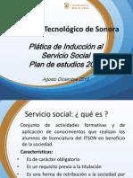 Platica Induccion SS 2013