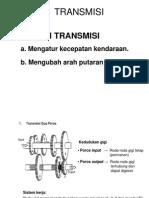 Pw Tranmisi