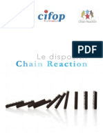 Présentation de Chain Reaction