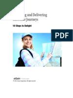 Designing and Delivering Customer Journeys