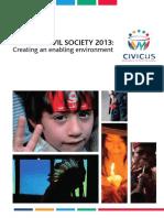 2013 State of Civil Society Report Full