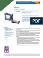 MTS 8000_OSA Modules
