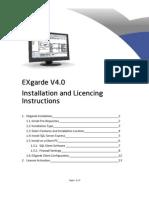EXgarde V4 Installation Guide