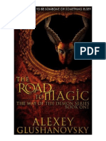 Alexey Glushanovsky - The Road to Magic