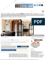 CPD 16 2013_ Safety Rules for Automatic Doors _ Features _ Building Design