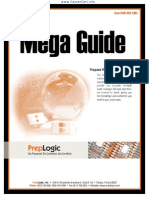 PrepLogic CCNA Security MegaGuide