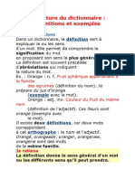 La Lecture Du Dictionnair1