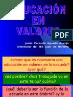 EDUCACIÓN_EN_VALORES