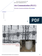 Power Line Carrier Communication (PLCC) _ EEP