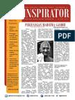 INSPIRATOR 25 Sep 2013 - Mahatma Gandhi