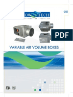 GG - Variable Air Volume Boxes