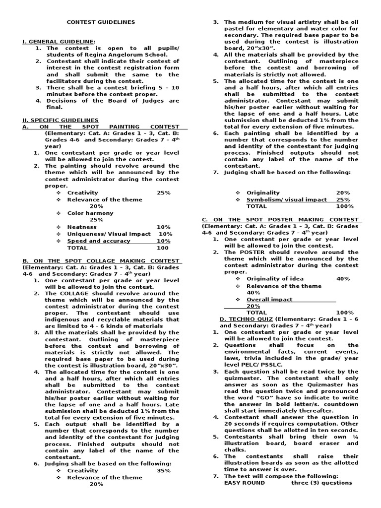 paper research contents format sample apa