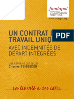 Charles Beigbeder - Un contrat de travail unique avec indemnités de départ intégrées