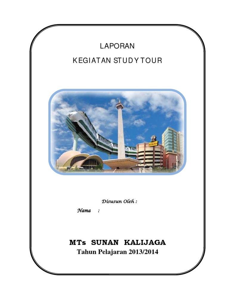 Laporan Study Tour Ke Jakarta