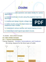 Diodes and Amplifiers