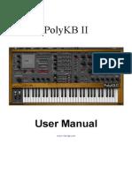 PolyKB2 User Manual