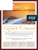 FREE GUIDE TO LUXURY CRUISES