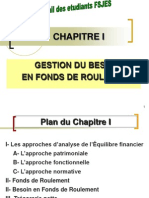Chapitre I BFR Cours