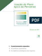 Plano Estrategico Petrobras