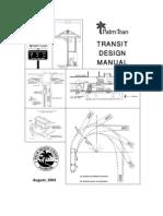 Transit Design Manual