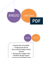 angio sarcoma