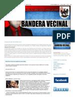 Alejandro Biondini Legislador_ Propuestas de Bandera Vecinal
